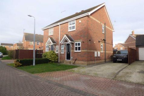 The Whins, Beverley. 2 bedroom semi-detached house