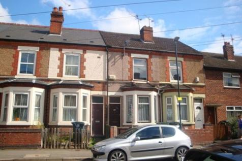 Bramble Street, Stoke, Coventry. 4 bedroom terraced house