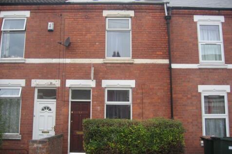 St Margarets Road, Stoke, Coventry. 3 bedroom terraced house
