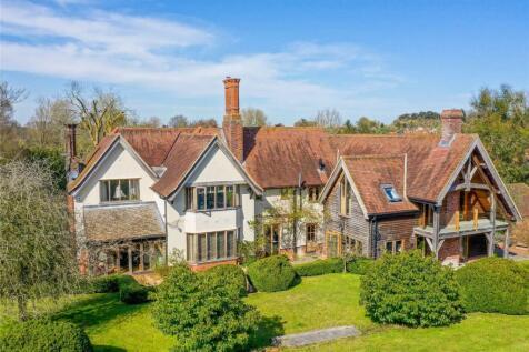 Witnesham, Nr Ipswich, Suffolk, IP6. 6 bedroom detached house for sale