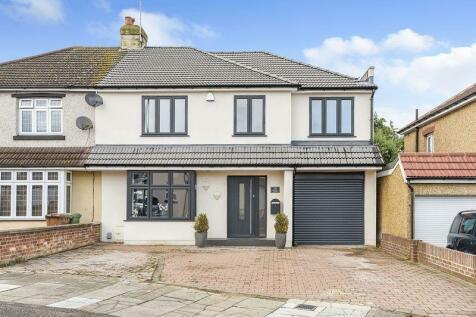 Northall Road, Barnehurst. 4 bedroom semi-detached house for sale