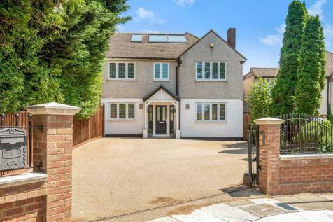 Danson Road, Bexleyheath. 5 bedroom detached house for sale