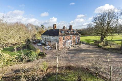 Coney Weston Road, Barningham, Bury St Edmunds, Suffolk, IP31. 6 bedroom detached house for sale