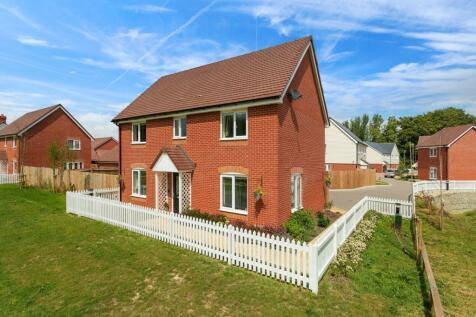 Siegfried Close, Sellindge, Ashford, TN25. 4 bedroom detached house