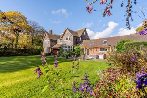 Lymington Road, Setley, Brockenhurst. 6 bedroom detached house for sale