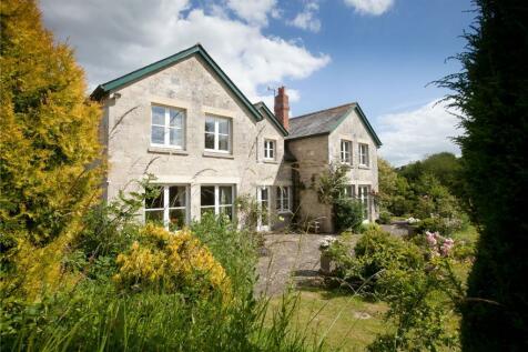 Teffont, Salisbury. 5 bedroom detached house for sale