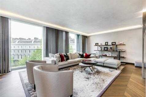 Chesham Place, London. 5 bedroom flat for sale