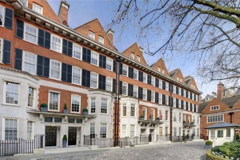 Lygon Place, Belgravia, London. 7 bedroom terraced house for sale