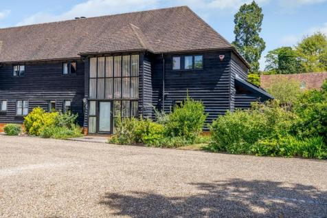 Cherry Trees, Manor Farm, Wanborough, Guildford. 5 bedroom barn conversion for sale