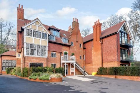 Hitherbury House, 97 Portsmouth Road, Guildford, Surrey. 3 bedroom flat for sale