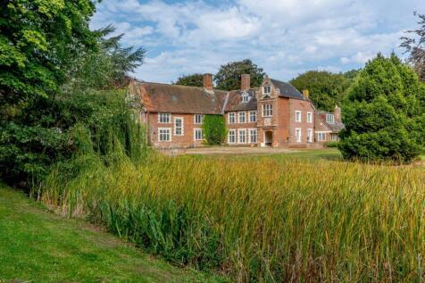 Weston Road, Weston Longville, Norwich. 8 bedroom detached house for sale