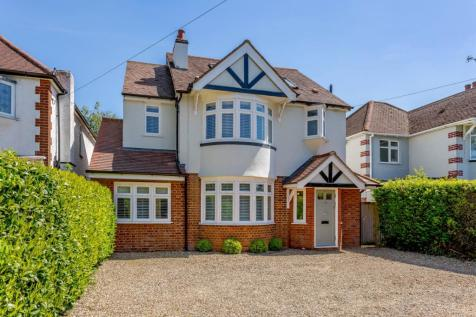 Harpenden Road, St. Albans, Hertfordshire. 4 bedroom detached house for sale