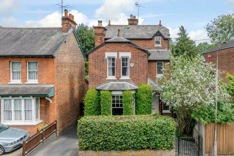 Lemsford Road, St. Albans, Hertfordshire. 4 bedroom detached house for sale