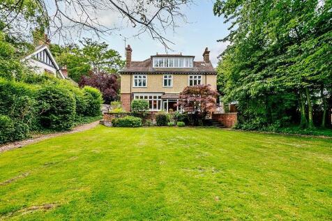 Lemsford Road, St. Albans, Hertfordshire. 6 bedroom detached house for sale