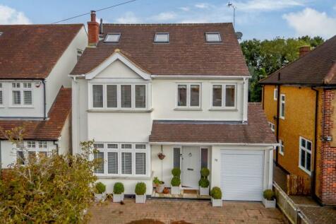Lancaster Road, St. Albans, Hertfordshire. 4 bedroom detached house for sale