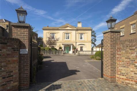 St. Margarets Street, Rochester, Kent. 5 bedroom detached house for sale