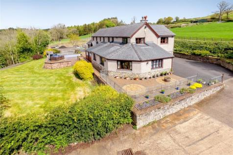 Gwyddelwern, Corwen, Clwyd. 7 bedroom detached house for sale