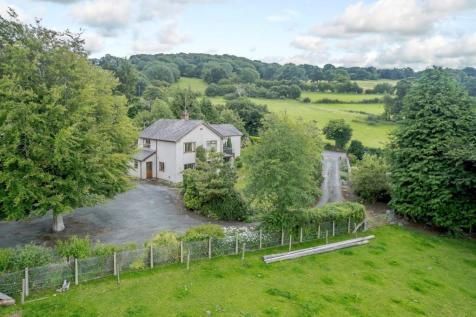 Cynwyd, Corwen, Clwyd. 4 bedroom detached house for sale
