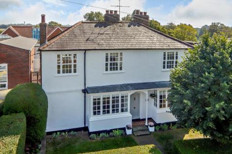 The Street, Little Waltham, Chelmsford. 4 bedroom detached house for sale