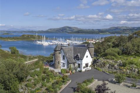 Craobh Haven, Lochgilphead, Argyll. 5 bedroom detached house