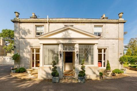 Newbattle Terrace, Edinburgh. 5 bedroom detached house for sale