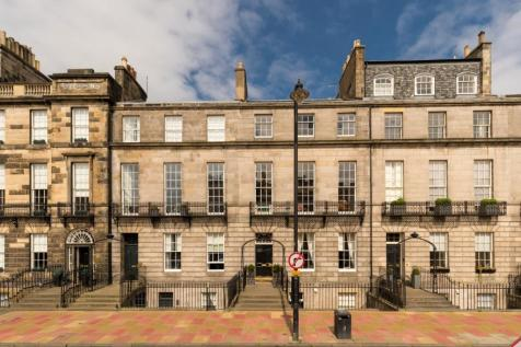 Melville Street, Edinburgh. 6 bedroom house for sale