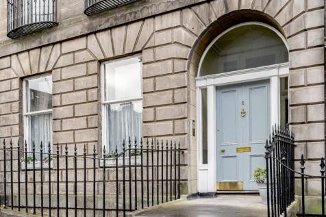 Dublin Street, Edinburgh. 2 bedroom flat for sale