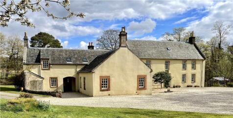 Auchmannoch House, Sorn, Mauchline, Ayrshire, KA5 property