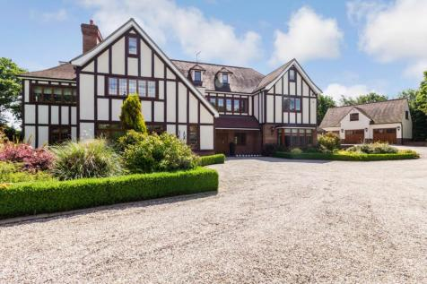 Mope Lane, Wickham Bishops, Essex. 7 bedroom detached house for sale