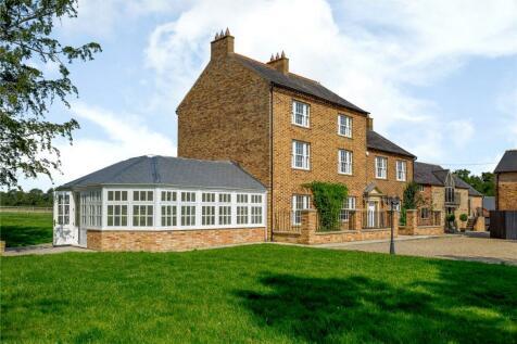 Hardwick, Wellingborough, Northamptonshire. 6 bedroom detached house for sale