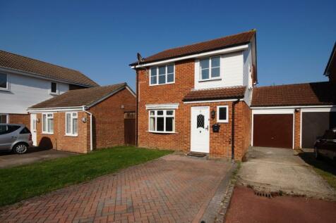 Caraway Road, Earley, Reading, RG6. 3 bedroom link detached house
