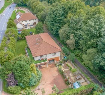 Tree Tops, 106 Stirling Road, Kilsyth, G65 0HY. 5 bedroom detached villa