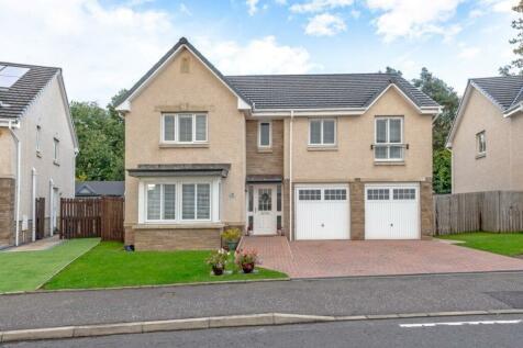 46, Kinglas Drive, Dumbarton, G82 2BT. 5 bedroom detached villa for sale