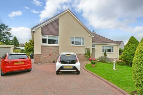 Cargil Avenue, Kilmacolm. 5 bedroom detached bungalow for sale