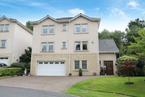 Bramble Wynd, Castlebank. 4 bedroom detached house for sale
