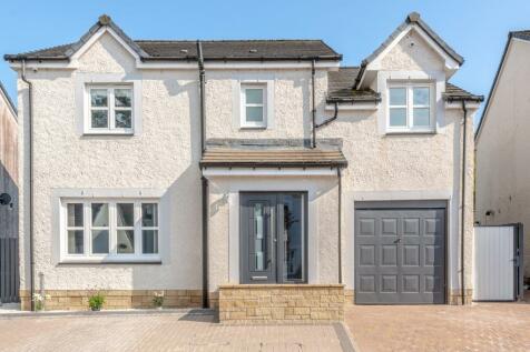 Mill Wynd, Waterside, Kilmarnock, KA3. 4 bedroom detached house