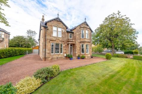 Montgomery Drive, Giffnock, Glasgow, G46. 5 bedroom detached house