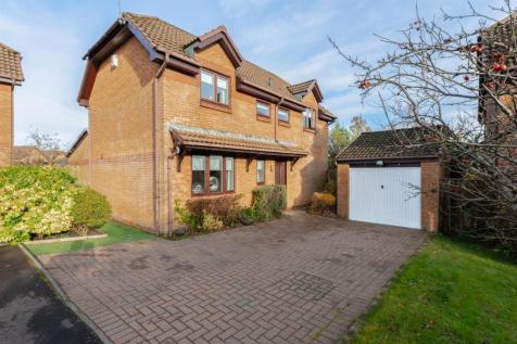 Eriskay Avenue, Newton Mearns, Glasgow, G77. 4 bedroom detached house for sale