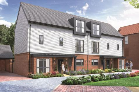 Chilmington Lakes, Great Chart, Ashford. 4 bedroom semi-detached house for sale