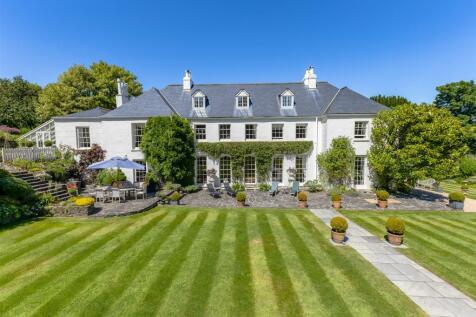 Harberton, Totnes. 7 bedroom detached house for sale