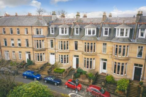 11 Princes Gardens, Dowanhill, G12 9HR. 6 bedroom town house for sale