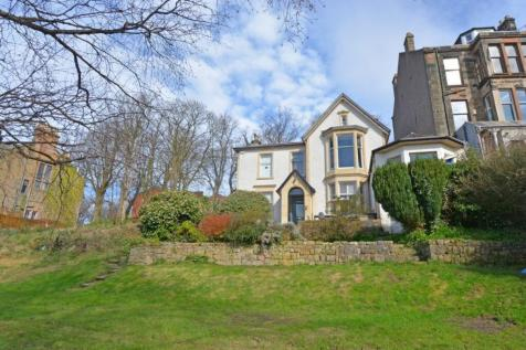 Sunnybank, 61 Partickhill Road, Partickhill, G11 5AB – For Sale as a Whole or in Two Lots. 4 bedroom villa for sale