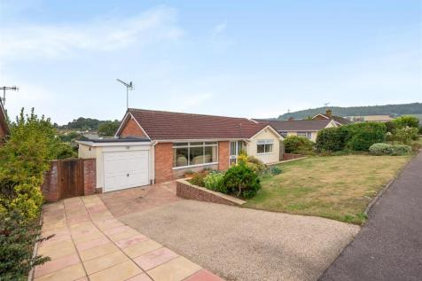 Woolbrook Rise, Sidmouth. 2 bedroom bungalow