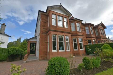 Gleniffer, 57 Merrylee Road, Newlands, G43 2SW. 4 bedroom semi-detached house