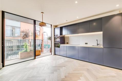Bronze Foundry House, 1 Edith Row, London, SW6. 3 bedroom flat