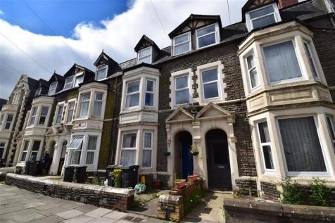 Colum Road, Cardiff. 2 bedroom property