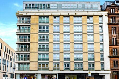 George Street, Merchant City, Glasgow. 1 bedroom apartment