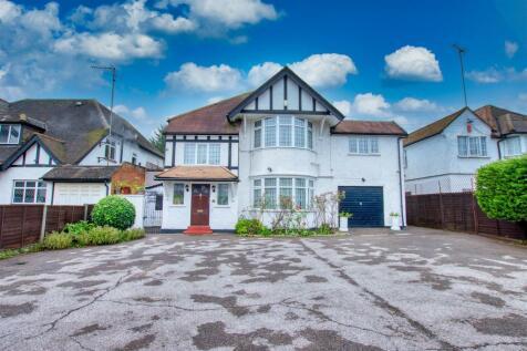 Deacons Hill Road, Elstree. 5 bedroom detached house