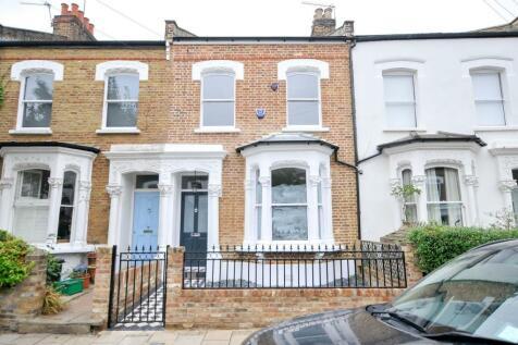 Kersley Road, London. 5 bedroom terraced house