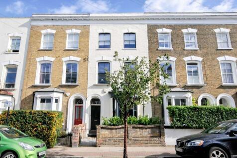 Walford Road, London. 4 bedroom terraced house